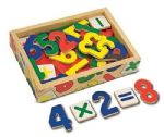 Melissa & Doug Magnetic Colourful Magnetic Numbers